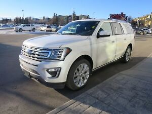 2018 Ford Expedition Max Limited Clean Carfax Report, 3.5L GT...