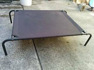 Trampoline dog bed (small/black) Noble Park Greater Dandenong Preview