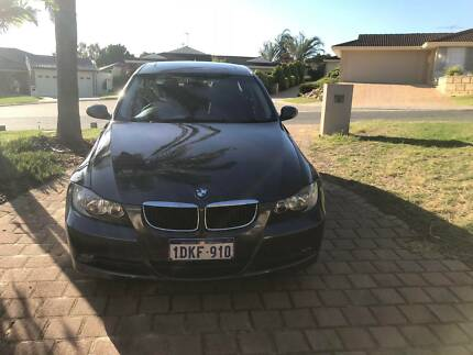 2006 BMW 320i E90 GRAY 6 Speed Steptronic Sedan Alexander Heights Wanneroo Area Preview