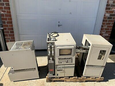 Leco Fp-2000 N2 Analysis System W Loader Furnace 602-600-200601-900-800