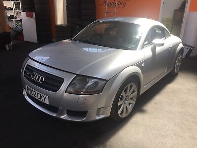 AUDI TT 225 BHP BAM ENGINE  BREAKING ALL PARTS FOR SALE