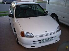 1998 Toyota Hatchback. GENUINE 147000 Kilometres Manly Brisbane South East Preview