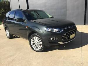 FINANCE FROM $73 PER WEEK* - 2014 FORD TERRITORY TS 7 SEATER RWD Parramatta Parramatta Area Preview