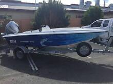 Ocean Max Marine 15ft Stinger Boat - Fishing / Leisure Vessel Coomera Gold Coast North Preview