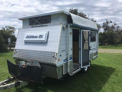 Caravan - Goldstream 14ft Explorer, Off Road, Pop Top Inverloch Bass Coast Preview