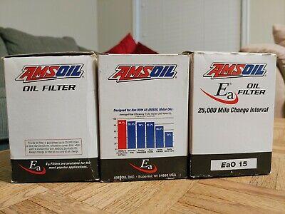 Amsoil EAO15 Engine Oil Filter(s)