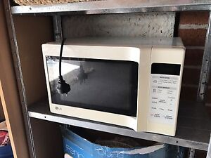 LG Microwave North Narrabeen Pittwater Area Preview