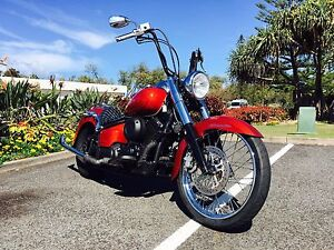 Yamaha xvs650 v-star Classic Bobber Custom Build Main Beach Gold Coast City Preview