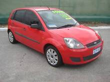 2008 Ford Fiesta 1.6 Manual LX Hatchback Seville Grove Armadale Area Preview