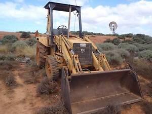 1998 JCB 3D Backhoe Loader 2WD Mullaquana Whyalla Area Preview