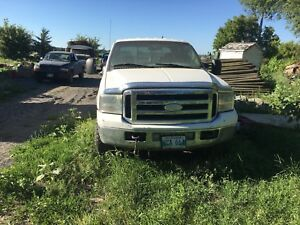 06 ford f250 6.0 4x4