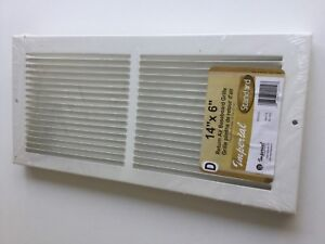 Return Air Baseboard Grille