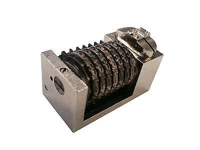 Numbering Machine 7 Digit Backward For Heidelberg Windmill Letterpress