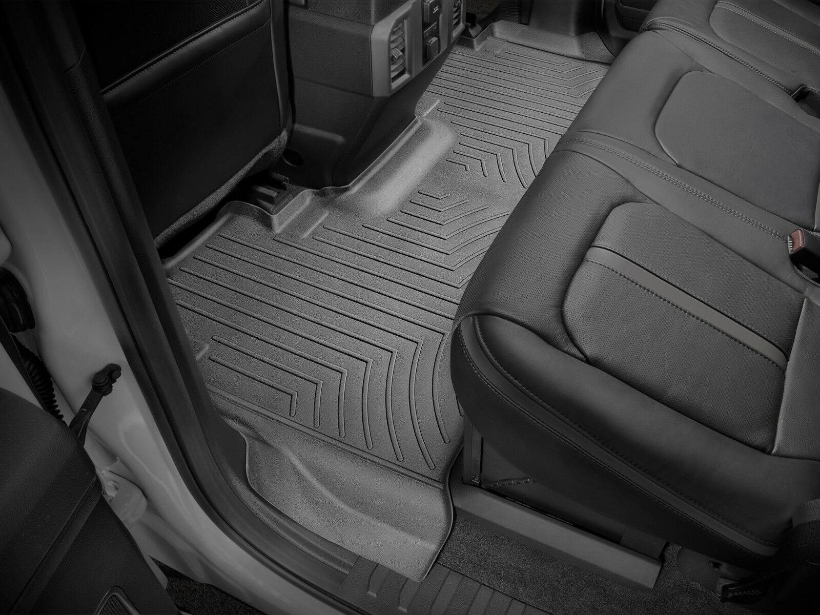 Weathertech Floor Mats Floorliner For Ford Super Duty Crew