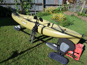 Hobie Outback Kayak Burnside Maroochydore Area Preview