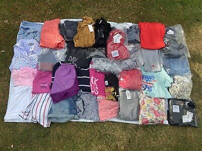 Womens Designer Clothes Joblot- 30x Tommy Hilfiger, Nike, Adidas, Etc