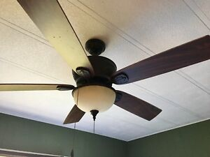 Harbour Breeze ceiling fan ( Tin vintage look )
