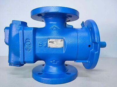 Imo Pump Acg 052k6 Ntbp Triple Screw Pump