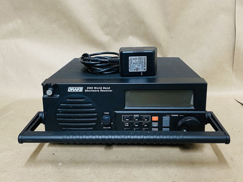 R.L Drake SW8 Shortwave Receiver - Fast Shipping!!