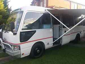 Toyota Coaster Motor Home Long wheel base 1994 Oakleigh South Monash Area Preview