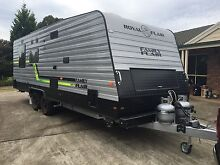 Royal Flair 23 ft Caravan. Dolans Bay Sutherland Area Preview