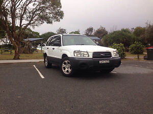 Subaru Forester 2.5x AWD 2003 Kingscliff Tweed Heads Area Preview