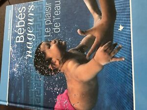 Livre bébés nageurs