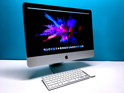 MINT Apple 21.5 iMac / Quad Core i5 / 16GB / 1TB HD / OS-2015 / 3 Year Warranty!