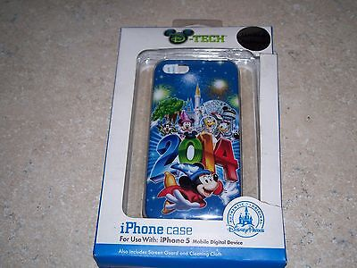 - New Disney Parks 2014 Mickey & Friends iPhone 5 Cell Phone Case