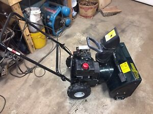 5.5 hp snowblower for sale