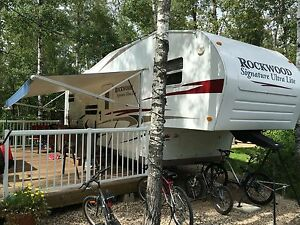 2009 Rockwood 8281SS 30ft 5th Wheel