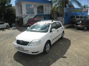 Toyota Corolla  Seca Hatch Mysterton Townsville City Preview