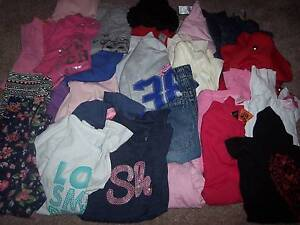 girls size 7 clothes- winter bundle Hope Valley Tea Tree Gully Area Preview