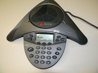 Polycom Vtx 1000 Soundstation 2201-07142-601 W 2201-07156-602 Universal Module