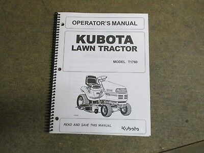 Kubota Riding Mower | Owner's Guide to Business and