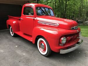 Classic 1951 Mercury M1 Pick up