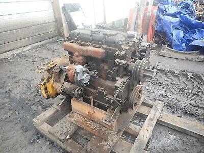 Perkins 1104c-44ta Turbo Diesel Engine Rebuilt Cat 3054c Rj 4.4 Aftercooled