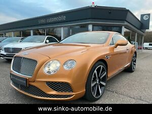 Bentley Continental GT  W12*Mulliner Ceramic Naim  MY17*