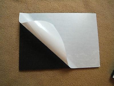 Zellkautschuk Zuschnitt Polster selbstkled 300x200x5mm