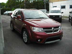 Dodge Journey Traction integrale 4 portes R/T 2011