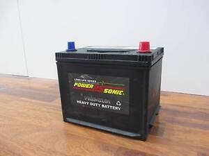 PowerSonic PNS50PLMF 530 CCA Car Battery SMF 58VT 53C MF53 22F520 Morningside Brisbane South East Preview