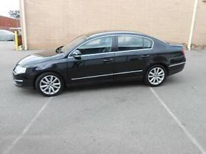 2009 Volkswagen Passat Auto Turbo Diesel - 4 Door Sedan Wangara Wanneroo Area Preview