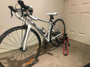 Woman's road bike!