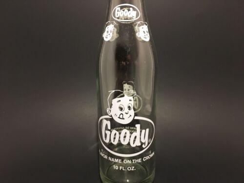 Vintage Soda Pop Bottle -Goody