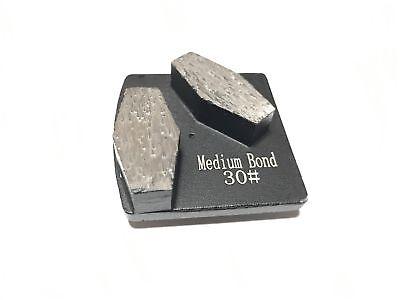 Metal Scraper Diamond Grinding Segment Husqvarna Grinder Grit 30 Medium Bond