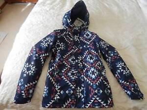 Billabong Womens ski/snowboard jacket, size 6, XS, new with tags