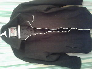Indian motorcycle  jacket it is a large and is not leather Cambridge Kitchener Area image 1