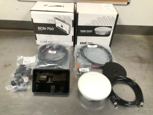 New Trimble XCN 750 Display With Nav 500 136000-80 / 132000-82 Same as GFX 350