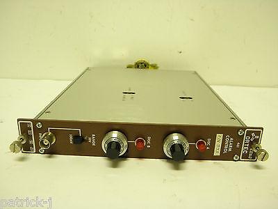 Ortec Egg Nim Computer Module Model 461 Alarm Control Disc A B