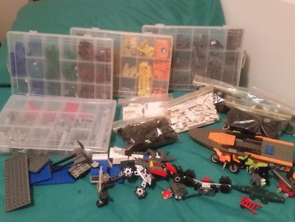 Bulk City Lego